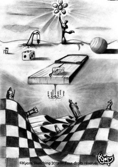 Chess Trap